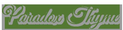 Paradox Thyme logo